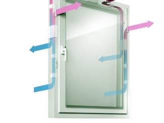 Kneer-Südfenster, Kunststoff-Fenster KF 714 S Geneo Inovent
