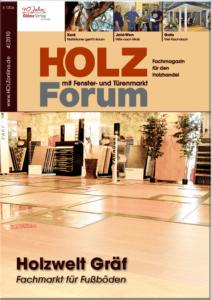 Holzforum Ausgabe 4/2010