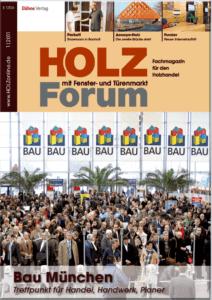 Holzforum Ausgabe 1/2011