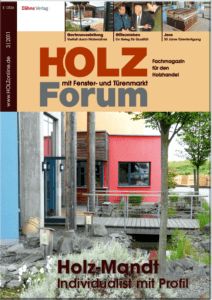 Holzforum Ausgabe 3/2011