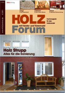 Holzforum Ausgabe 4/2011