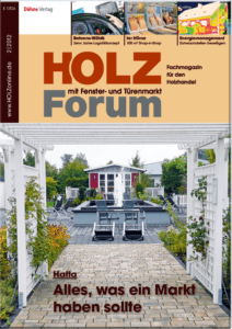 Holzforum Ausgabe 2/2012