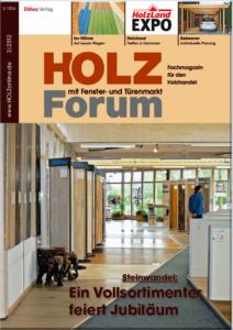Holzforum Ausgabe 3/2012